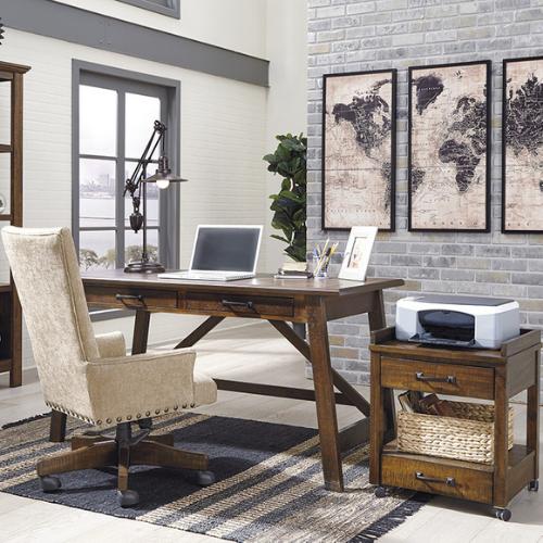 Baldridge 3 Piece Home Office Package