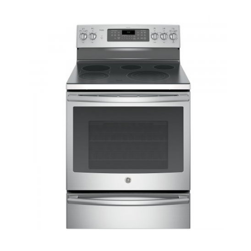 GE 30 Inch Stainless Steel Electric Range