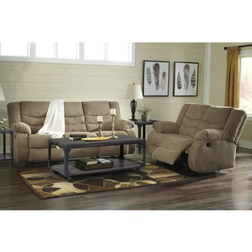 Tulen Mocha Living Room Set